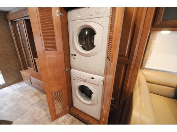 Rv Washer And Dryer Renovation Rv Furniture Rv Washer