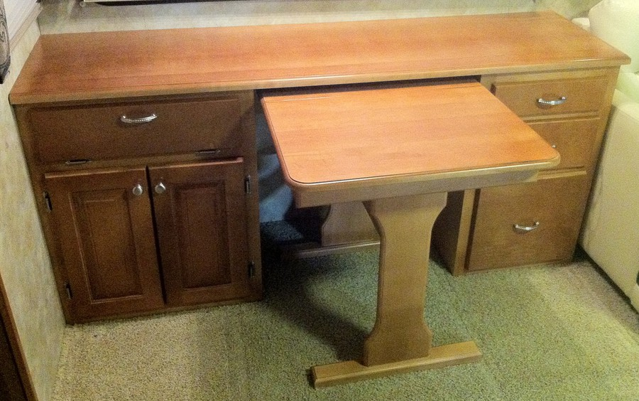 Rv dinette table and chairs