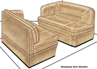 RV Furniture, Flexsteel RV Furniture, Motorhome RV Furniture