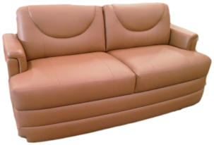 RV FURNITURE, MOTORHOME FURNITURE, RV SOFA, CUSTOM RV FURNITURE
