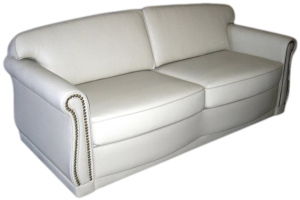 RV FURNITURE, MOTORHOME SOFA, VILLA CUSTOM SOFA, CUSTOM RV SOFA