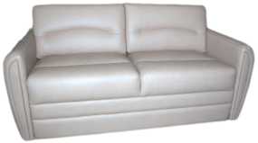 RV FURNITURE, MOTORHOME SOFA, BUS FURNITURE, CUSTOM RV SOFA