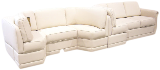 custom rv furniture, custom motorhome furniture, rv sofa, rv dinette, motorhome sofa, motorhome dinette