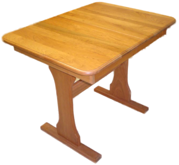Available In Oak, Maple, Cherry And Walnut.