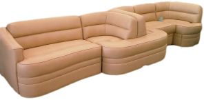 RV FURNITURE, MOTORHOME FURNITURE, CUSTOM RV DINETTE, CUSTOM MOTORHOME FURNITURE