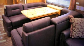 rv dinette, marine dinette, rv custom furniture, yacht custom furniture, boat furniture,