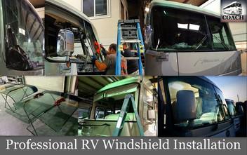 rv glass, rv renovation, rv refurbishing, motorhome repair, rv parts, motorhome parts, rv flooring, rv interiors