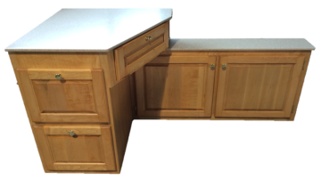 RV DESKS, MOTORHOME DESKS, rv dinette furniture, rv custom furniture, rv woodwork, motorhome dinette furniture, rv dinette table, rv dinette sets, rv dinette chairs
