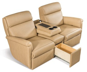LAMBRIGHT RV HARRISON THEATER SEATING