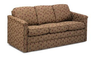 RV FURNITURE, FLEXSTEEL RV SOFA, RV SOFA, VILLA RV SOFA
