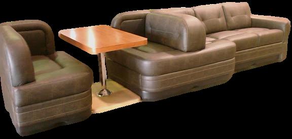 Rv Custom Sofa Dinette Motorhome Mortorhome