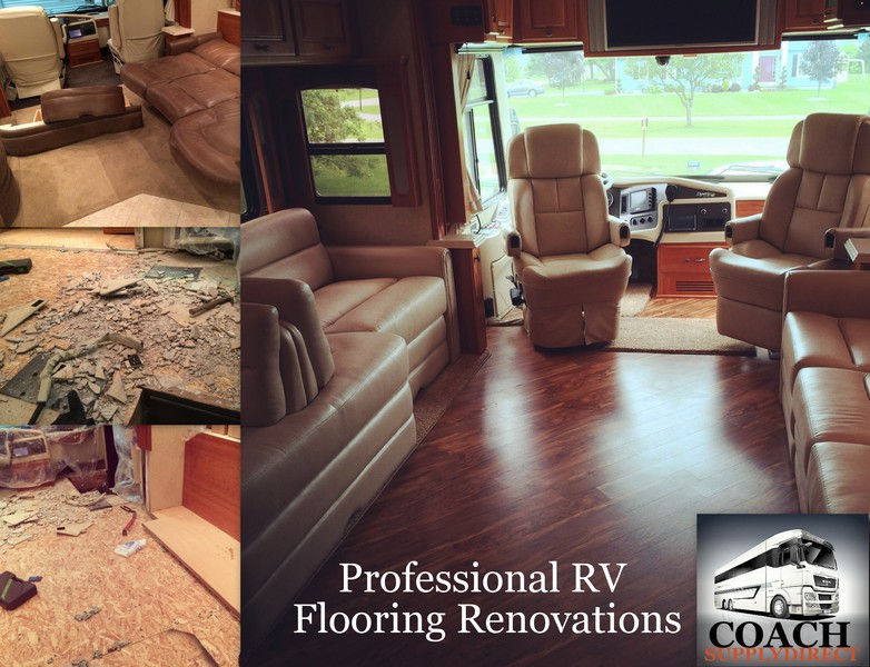 RV FLOORING AND INSTALLATION