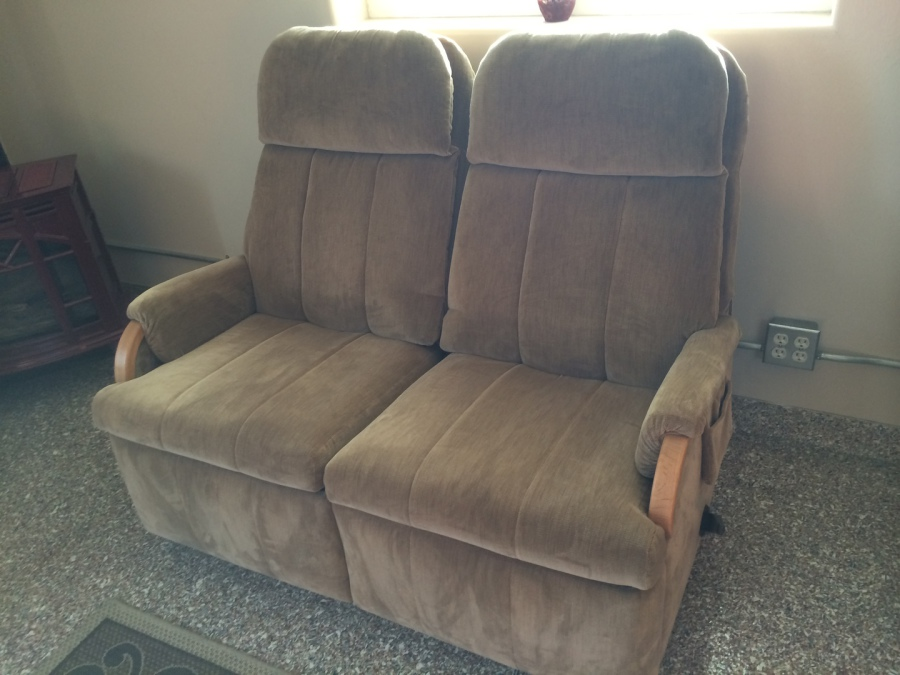 rv loveseat, RV Furniture, Motorhome Furniture, Marine