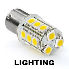 RV LIGHTING, RV FURNITURE