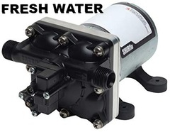 RV WATER PUMPS, RV FURNITURE, RV FRESH WATER